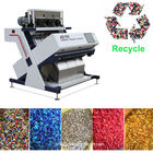 Colorful CCD Plastic Color Sorter Machine with most advanced technology