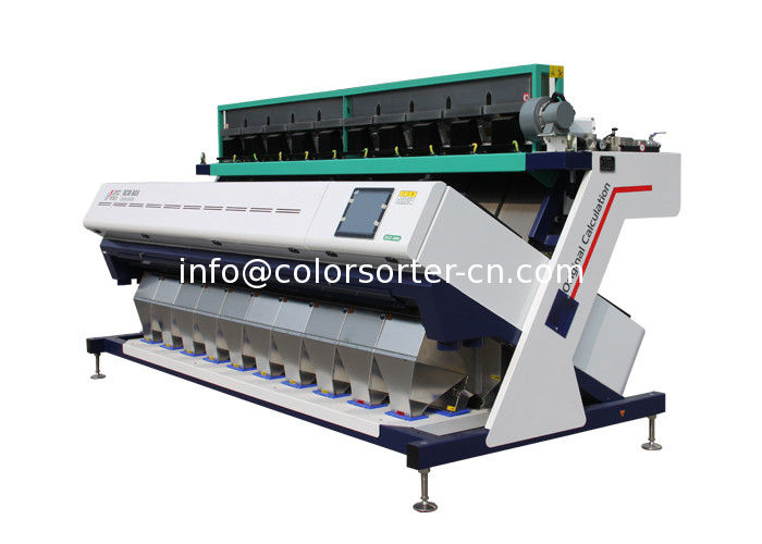 advanced optical sorters for coffee sorting,coffee bean color sorter