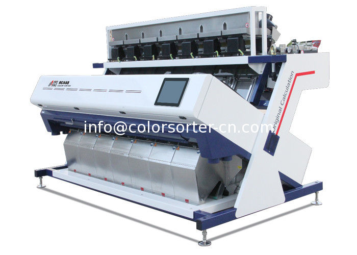 Pulses CCD Color Sorter,optical sorter for pulses