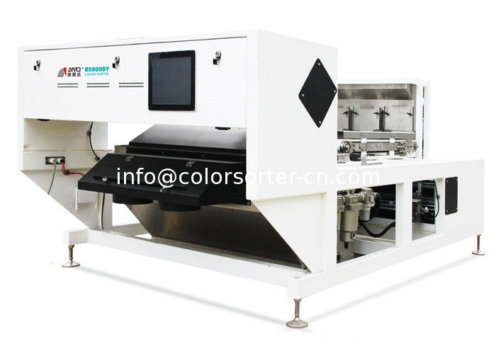 Nuts Color Sorting Machine,optical sorting solution for many kinds of nuts