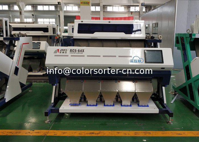 Optical beans separator ,Beans Color Sorter Machinery,shape sorter  from Hefei China ,multi material sorting function