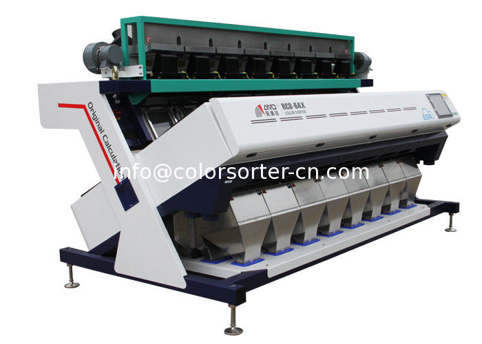 multi grains color sorting machine, coffee bean optical sorting machine