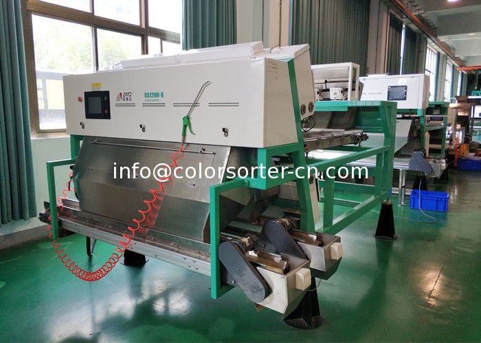 Color sorting solutions for shrimp, color sorter better sorting performance