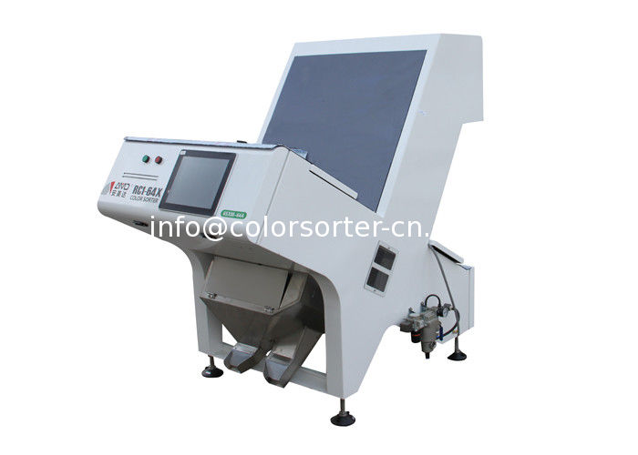 mini color sorter ,full color RGB Color Sorter Machine,image capture,shape and size